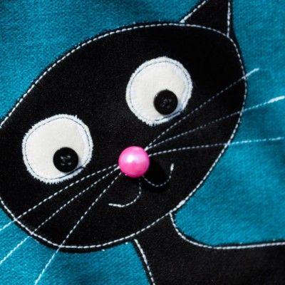 Wiosenna guwernantka – TORBOLANDIA #torbolandia #kot #cat #bag