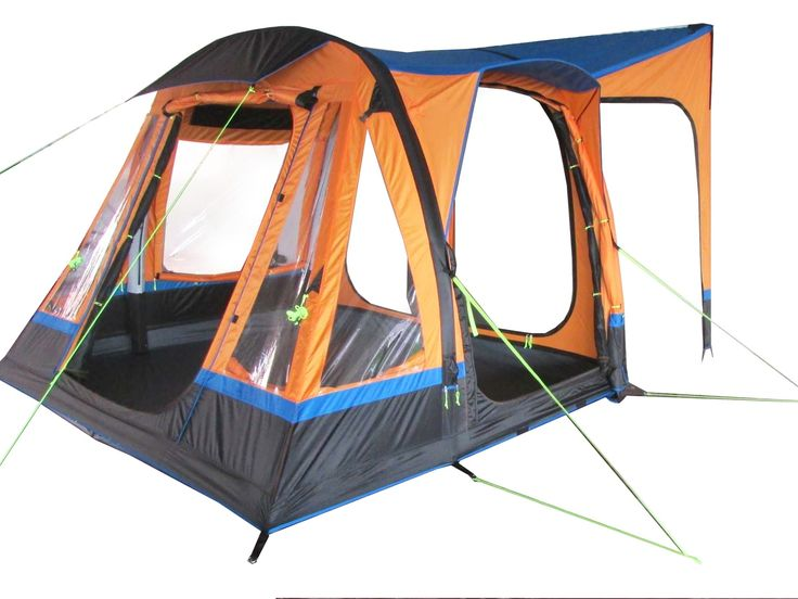 OLPRO are world renowned for high quality camping equipment. OLPRO Breeze is a range of 5 inflatable campervan awnings.