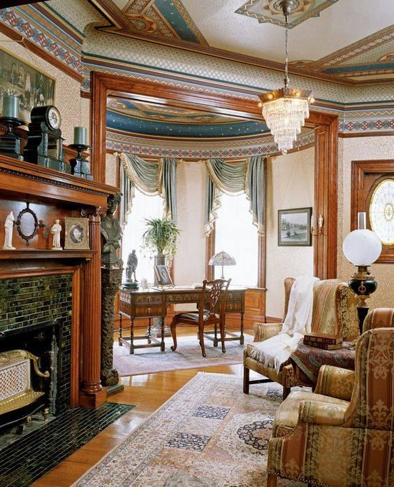 Victorian Sitting Rooms: 3882 Best Beautiful Homes Images On Pinterest
