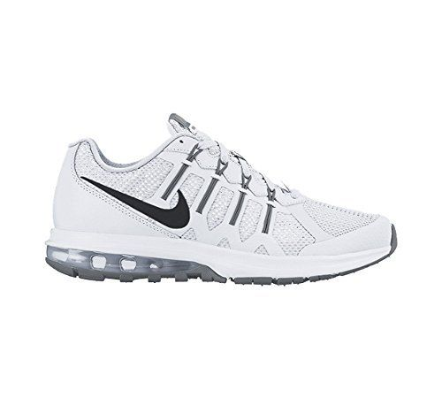 Nike Women's Air Max Dynasty Running Shoe B(M) US, White/Cool Grey/Black).  Built for the neutral runner. EVA midsole offers lightweight cushioning and  ...