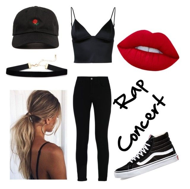 """""""Rap concert outfit idea"""" by majesticmermaid on Polyvore featuring Vans, T By Alexander Wang and STELLA McCARTNEY"""