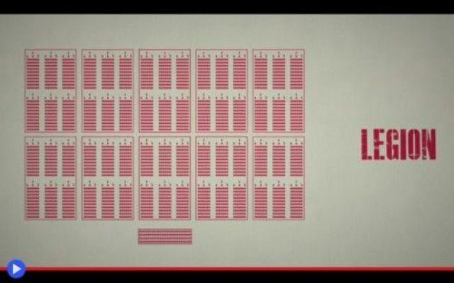"""L'infografica con la struttura dell'esercito romano Alle origini stesse del termine """"computer"""" c'è il verbo inglese """"to compute"""" che a sua volta deriva dal latino """"cum"""" (insieme) e """"putare"""" (tagliare nettamente) in un'espressione idiomatica che letter #storia #militari #legione #infografiche"""