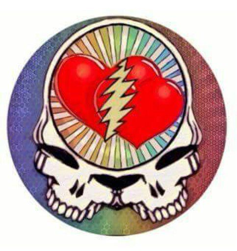 They Love Each Other: 361 Best Images About Grateful Dead Artwork On Pinterest