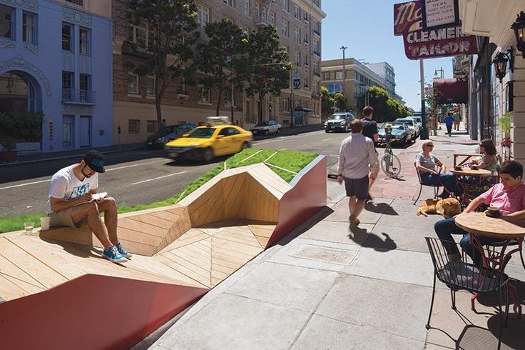 Great Urban Furniture