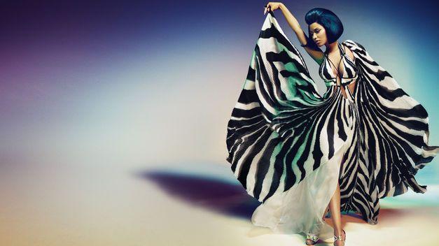 Nicki Minaj, nueva imagen de Roberto Cavalli