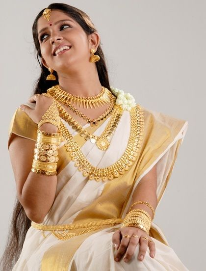 Traditional Kerala jewellery designs