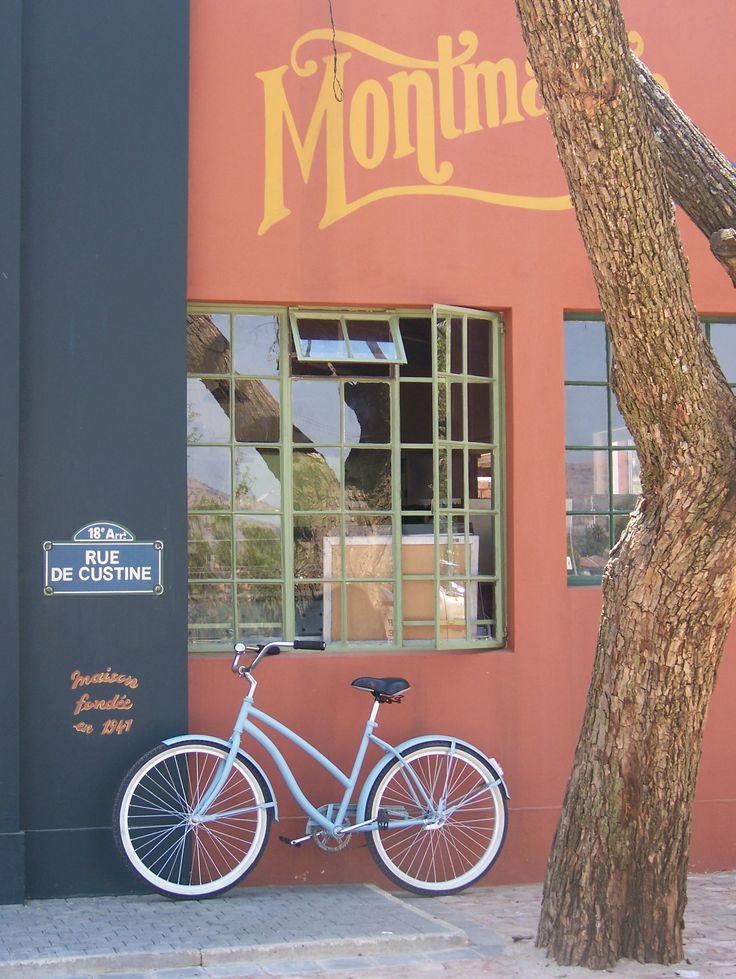 Bicycle sonder 'n slot