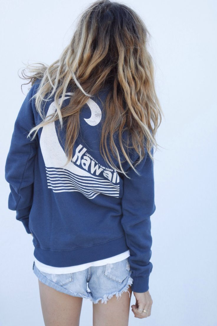 #hawaii pullover // ascotandhart.com