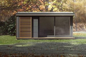 Garden Office Pods & Contemporay Studios Designed By Pod Space