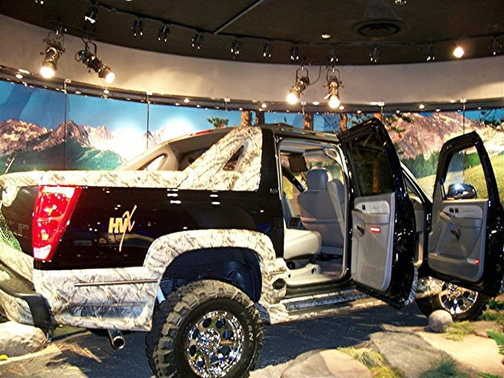 76 best images about chevrolet avalanche on pinterest