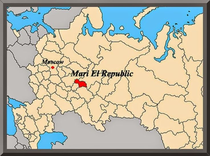 Mariler - Marik - Mari People - Марийцы