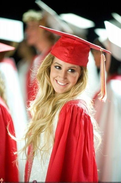 High School Musical graduation