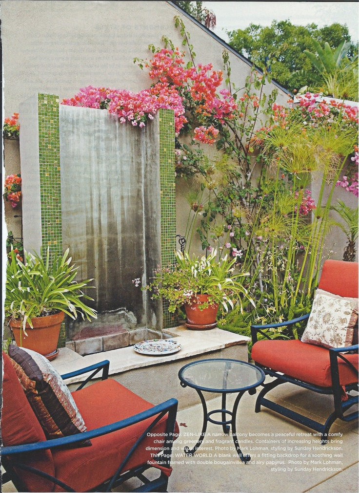 109 Best Small Patio Ideas Images On Pinterest | Landscaping, Projects And  Gardening