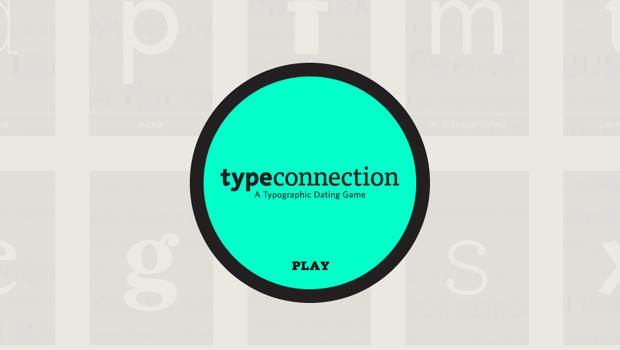The Type Connection - it's like Tinder for fonts. Program helps you pair fonts together.