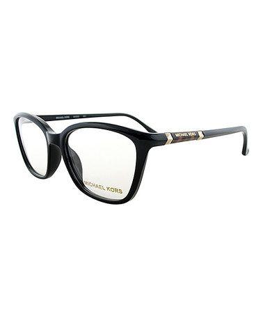 Another great find on #zulily! Black & Tortoise Eyeglasses #zulilyfinds