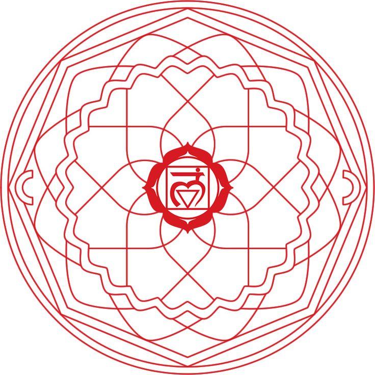 Mandala Rojo   Zen Coloring   Pinterest   Paper crafting