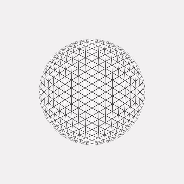 #AU15-320  A new geometric design every day