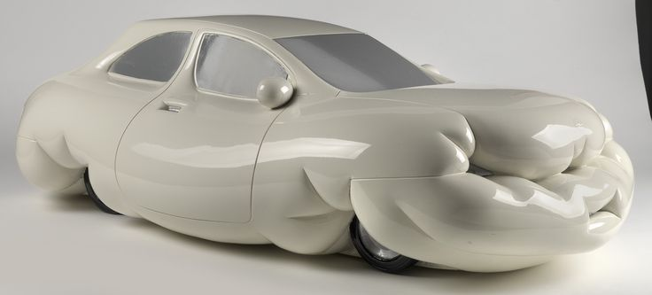 """Erwin Wurm """"Fat Convertible"""" photo flickr user iambents - The Truth About Cars"""