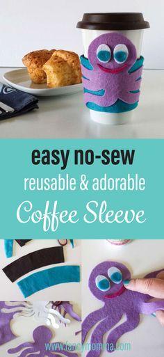 Wenn Sie Kaffee mögen und gerne Diys machen, dann ist dieses Projekt …   – Crafts