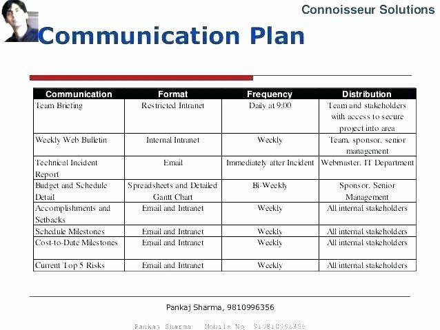 Sample Crisis Communication Plan Template Luxury Crisis Munication Plan Template In 2021 Communication Plan Template Communications Plan Simple Business Plan Template