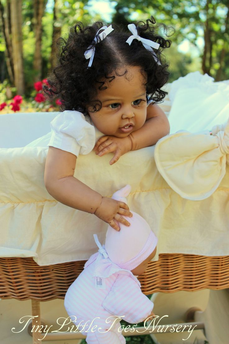 Cute African American toddler reborn, I want to purchase this doll can any one help me