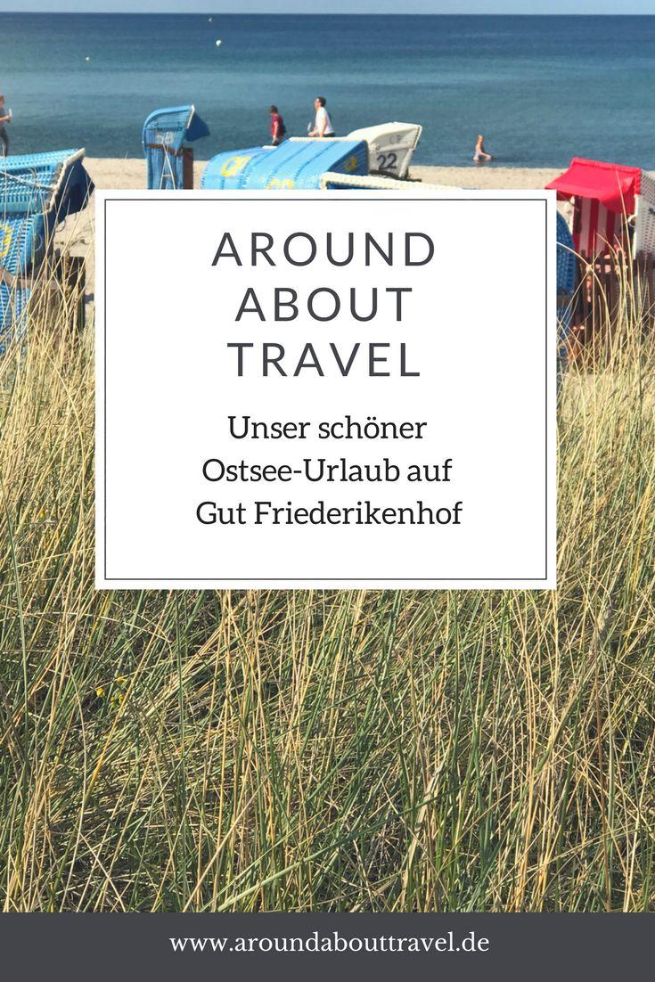 Hier erzählen wir Euch von unserem Ostsee-Urlaub auf dem Reitergestüt Gut Friederikenhof. #ostsee #familienurlaub