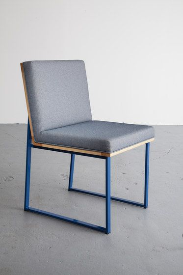 DGD Dining Chair by David Gaynor Design | Visitors chairs / Side chairs