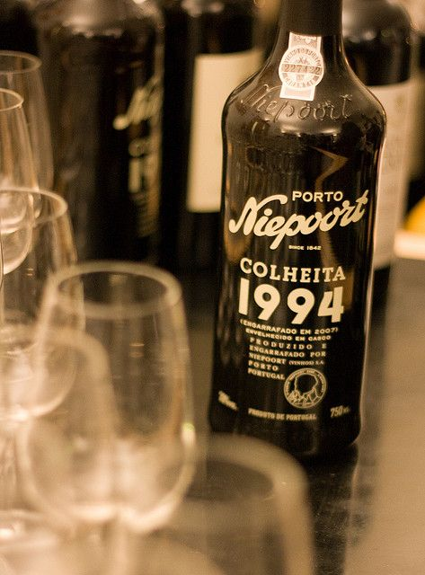 1994 Niepoort Colheita by Ryan Opaz, via Flickr- Douro Wines and Portuguese Food: The Perfect Pairings