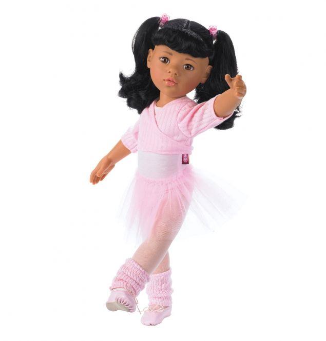 Panenka Hannah jako baletka