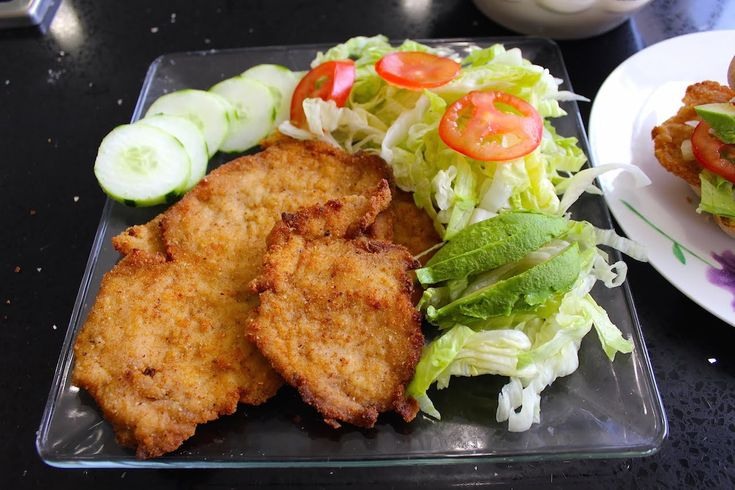 Steak Milanesa recipe - Easy mexican food
