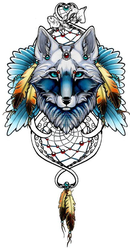 Anastasiya Avina | Artist, tattoo's sketch-master, also I make prints and illustrations. You can find me here: quidames.deviantart.com | quidam-s-den.tumblr.com   My website | vk.com/quidams_den