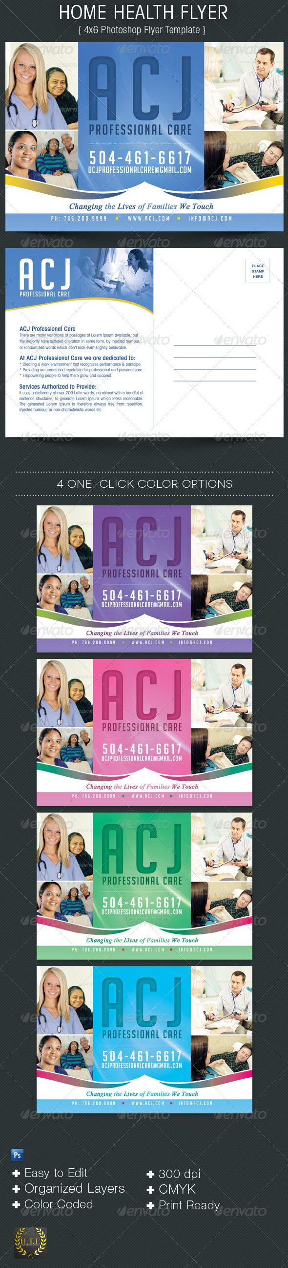 17 best ideas about professional nursing organizations on home health flyer template