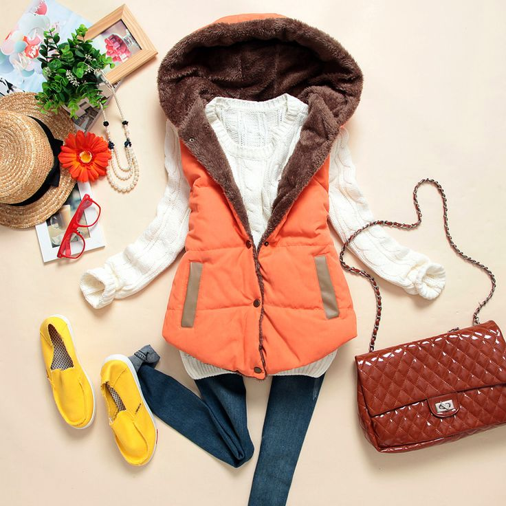 Find More Information about New 2015 plus size cotton vest fashion waistcoat autumn winter casual hooded warm thickening fur liner vest coletes for women,High Quality vest pullover,China vest advertising Suppliers, Cheap vest sets for boys from H-O-M FASHION STORE on Aliexpress.com