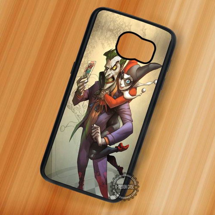 Best Couple Joker Harley Quinn Vintage - Samsung Galaxy S7 S6 S5 Note 7 Cases & Covers
