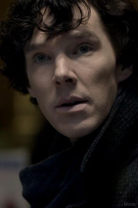 #Sherlock - The Blind Banker