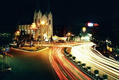 where all of my story begins :') my lovely town
