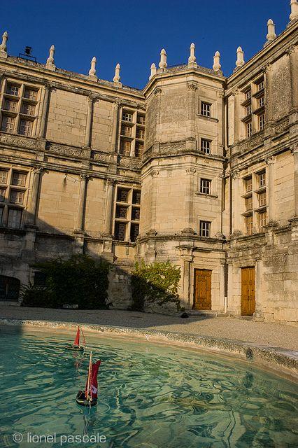 Château de Grignan, Drôme (Provence), France)