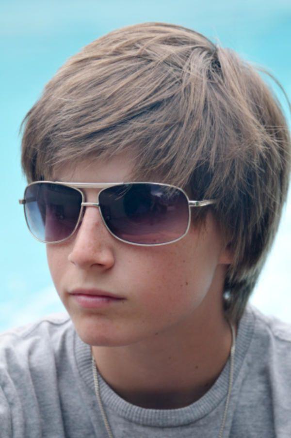 Die 25 Besten Ideen Zu Teenager Haarschnitt Jungs Auf