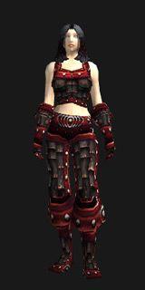 Slayer's Mail - Transmog Set - World of Warcraft