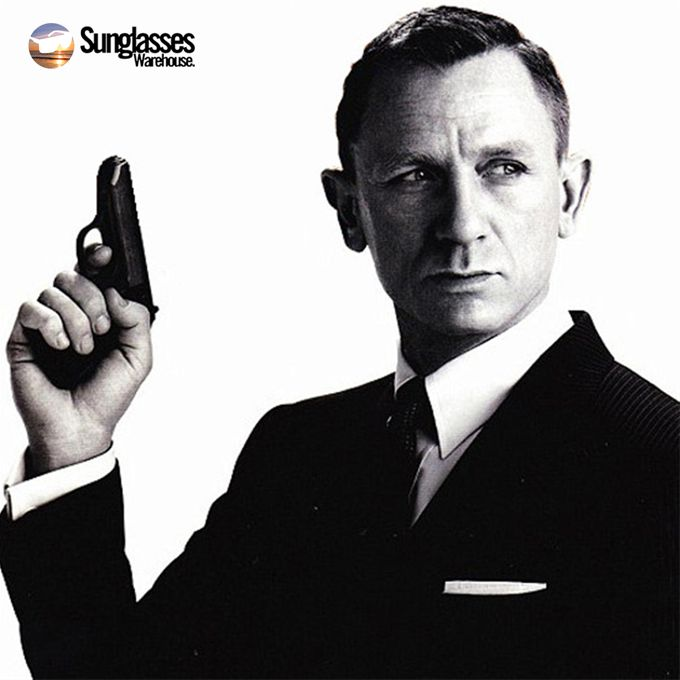 QUESTION: How many sunglasses do you think were used in James Bond movies? Find out the answers here: https://goo.gl/DnQShG