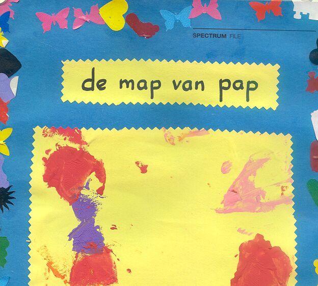 Map van Pap