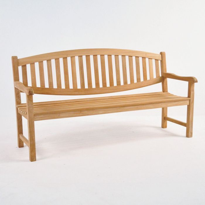 This Classic Oval Back Design Comfortably Seats 3 People; Is Made Of Grade