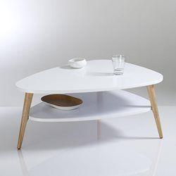 table basse vintage double plateau jimi la redoute interieurs s jour salon id es d co. Black Bedroom Furniture Sets. Home Design Ideas