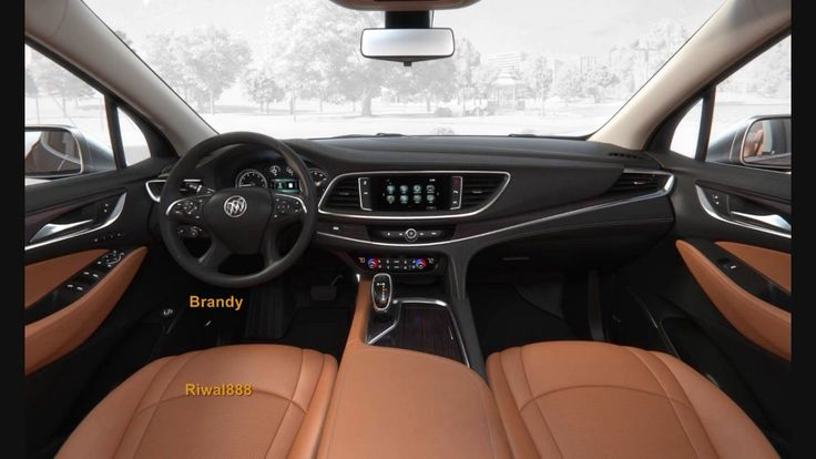 NEW 2018 Buick Enclave Interior Color Options HD