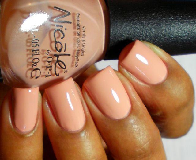 -Nicole by OPI Kardashian Kolors: Paparazzi Don't Preach: Nicole Polish, Beautiful Bar, Nails Colors, Pretty Colors, Nails Polish, Pastel Colors, Opi Kardashian, Kolor Spring, Kardashian Kolor