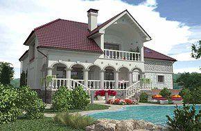 Загородный дом  415 m2 http://www.insidestudio.ru/#!family-house-415/chbq