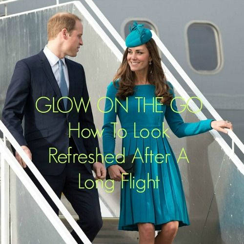 Glow on the Go: How to Look Fresh-Faced After a Long Flight