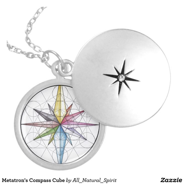 Find your Destiny with this Metatron Compass Cube Silver Locket! Make It Yours @ https://www.zazzle.com/z/ycwnz?rf=238562247198752459 #Fashion #Style #silverjewelry  #Art #colourpencilart #Metatron #Compass #Zazzle #AllNaturalSpirit Visit our blog @ allnaturalspirit.wordpress.com