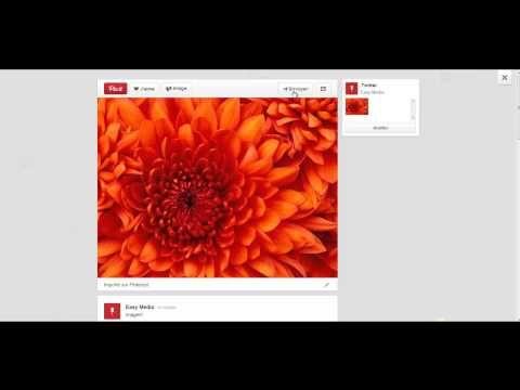 Tutoriel Vidéo! Découvrir #Pinterest et créer un compte Business