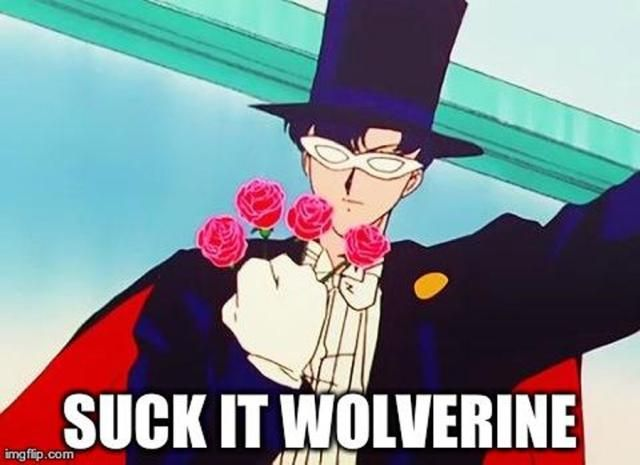 "Great Anime Shareables and Memes for Pinterest, Tumblr, Facebook and Twitter: ""Suck it Wolverine"" Sailor Moon Meme http://anime.about.com/od/animeprimer/ig/Great-Anime-Shareables-and-Memes-for-Pinterest-Tumblr-Facebook-and-Twitter/index.htm"